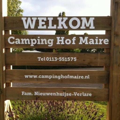 Camping Hof Maire Rilland-Bath